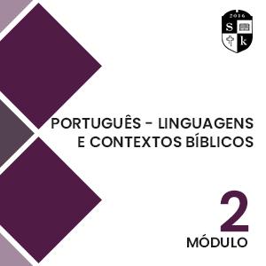 Course Image Português- Linguagens e Contextos Bíblicos