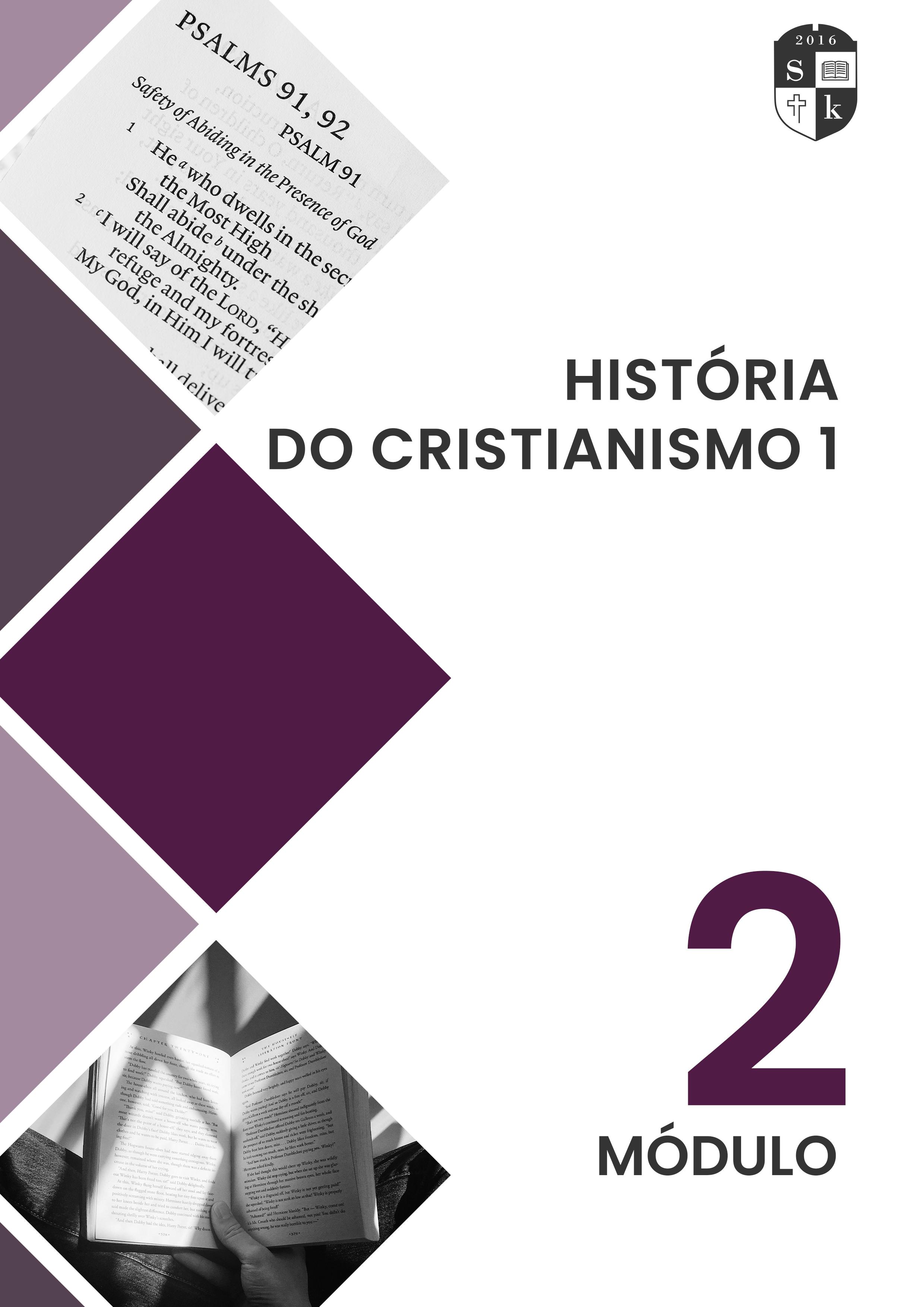 Course Image História do Cristianismo I